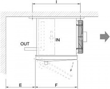 Vaporizator Roen Est CC.M.30.1.08-4M