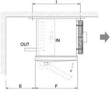 Vaporizator Roen Est CC.L.30.1.05-4M