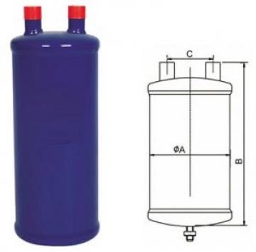 Suction line accumulator LTR-2411