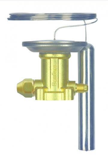 Danfoss thermostatic valve TEZ 55-067G3240
