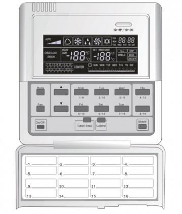 Controler centralizat Gree CE50-24/E