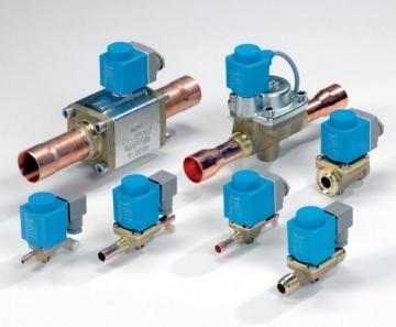 Danfoss solenoid valve, EVR15 - 032F215331