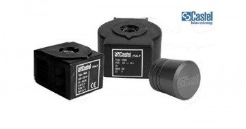 Castel solenoid coil, 9120/RD1