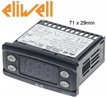 Termostat digital Eliwell IDPlus 974 (12V)