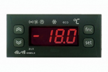 Eliwell digital thermostat ID 985 LX/CK (12V)