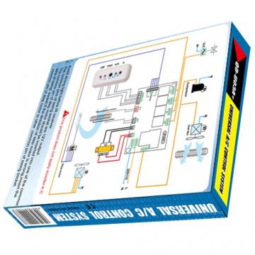 U03A placă electronică/AC board