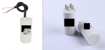 Condensator electric 25 μF/450 V