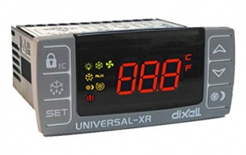 Termostat digital Dixell XR60CX (12V)