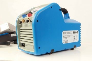 Promax recovery unit, RG 6-E