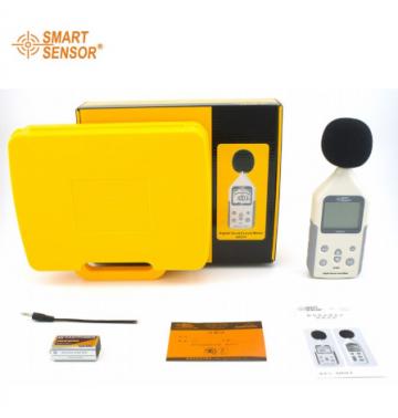 Decibelmetru Smart Sensor AR814