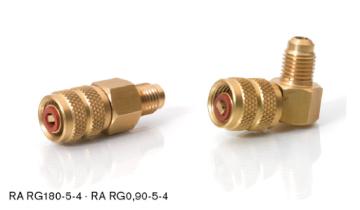 Cupla tip cot Robinair RA RG0.90-5-4