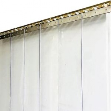 PVC cold rooms curtain