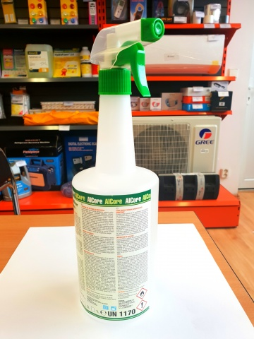 AlCore air conditioning cleaning solution (pump, 1 l)