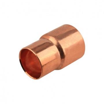 Copper reducer 22-18 mm F/F
