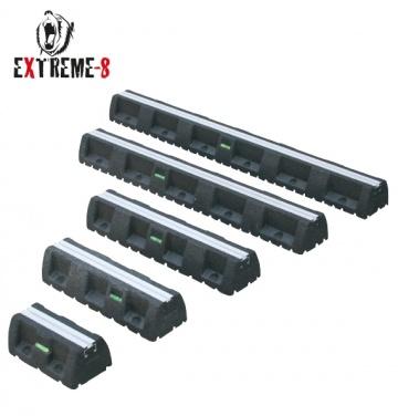 Picior antivibrant Tecnosystemi Extreme-8 (450 mm max. 300 kg)