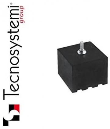 Tecnosystemi Tekno 300 (100 x 100 mm) vibration damper