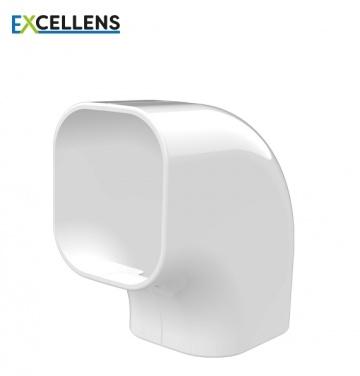 ECO LINE CP-100 flat elbow