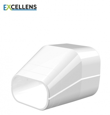 ECO LINE TS-72 pipe outlet and fitting