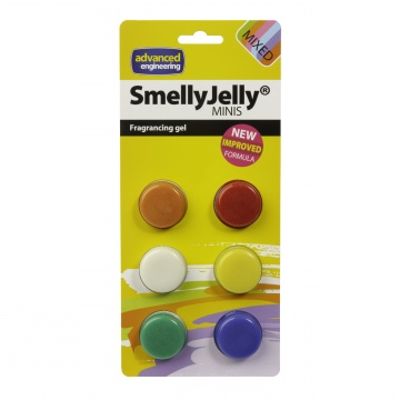 Smelly Jelly MINIS Mixed air conditioner parfume