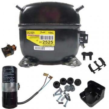 Compresor ermetic Danfoss SC 10DLX