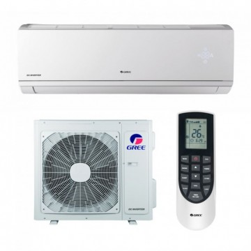 Wall-mounted inverter Gree Lomo 9000 BTU (R410A)