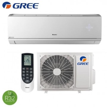 Wall-mounted inverter Gree Lomo 9000 BTU (R32)