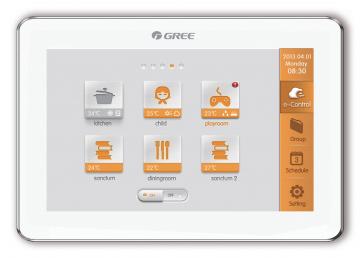 Controler centralizat Gree CE52-24/F