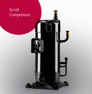 Compresor LG, model ARA061Y (51000 BTU)