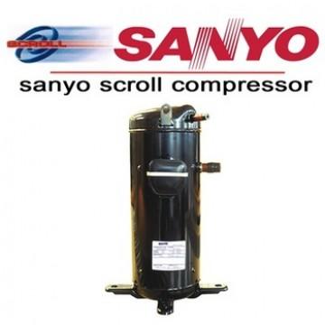 Compresor Sanyo, model C-SBN373H8G