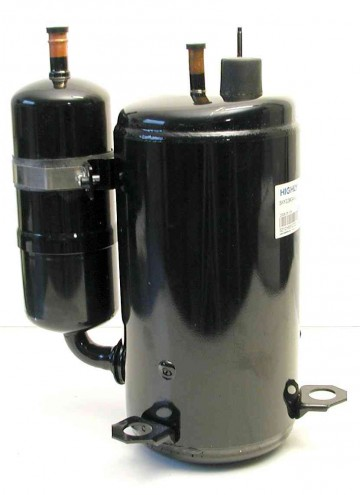 Highly compressor, model BSA 357 CV