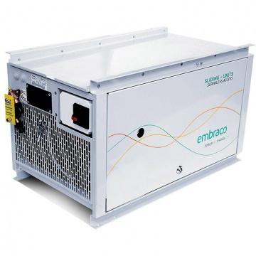 Closed Embraco sliding condensing unit