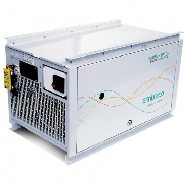 Closed Embraco sliding condensing unit