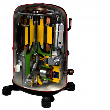 Compresor ermetic Tecumseh TFH 4540Z